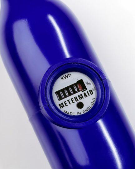 Metermaid_closeup elektrische kwh meter