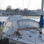 Habitent voor zeilboot Impala, Roschmarine
